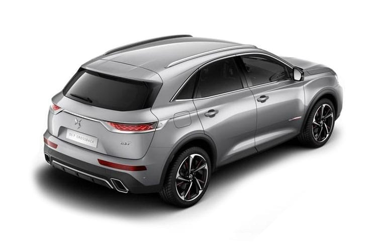 DS Automobiles DS 7 Crossback SUV 5Dr 1.6 PureTech 225PS Ultra Prestige 5Dr EAT8 [Start Stop] back view