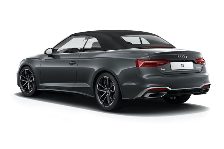Audi A5 40 Cabriolet 2Dr 2.0 TFSI 190PS Sport 2Dr Manual [Start Stop] back view