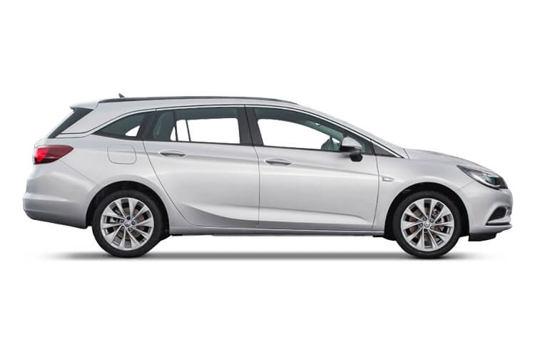 Vauxhall Astra Sports Tourer 1.2 Turbo 110PS SE 5Dr Manual [Start Stop] back view