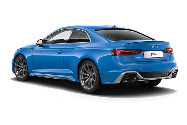 Audi A5 40 Coupe 2Dr 2.0 TDI 190PS S line 2Dr S Tronic [Start Stop] back view