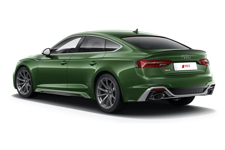 Audi A5 40 Sportback 5Dr 2.0 TFSI 190PS Sport 5Dr Manual [Start Stop] [Technology] back view