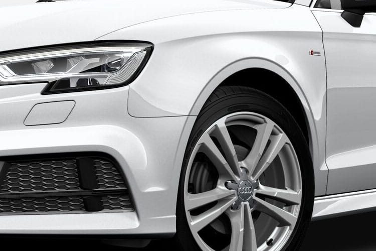 Audi A3 35 Saloon 4Dr 1.5 TFSI CoD 150PS Sport 4Dr S Tronic [Start Stop] [Technology] detail view
