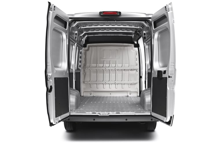 Peugeot Boxer 435 L4 2.2 BlueHDi FWD 140PS Asphalt Van High Roof Manual [Start Stop] detail view