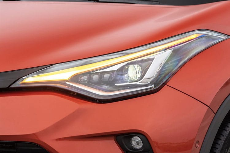 Toyota C-HR 5Dr 2.0 VVT-h 184PS Design 5Dr CVT [Start Stop] detail view