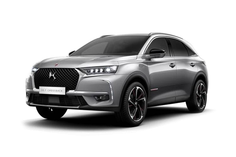 DS Automobiles DS 7 Crossback SUV 5Dr 1.6 PureTech 225PS Ultra Prestige 5Dr EAT8 [Start Stop] front view