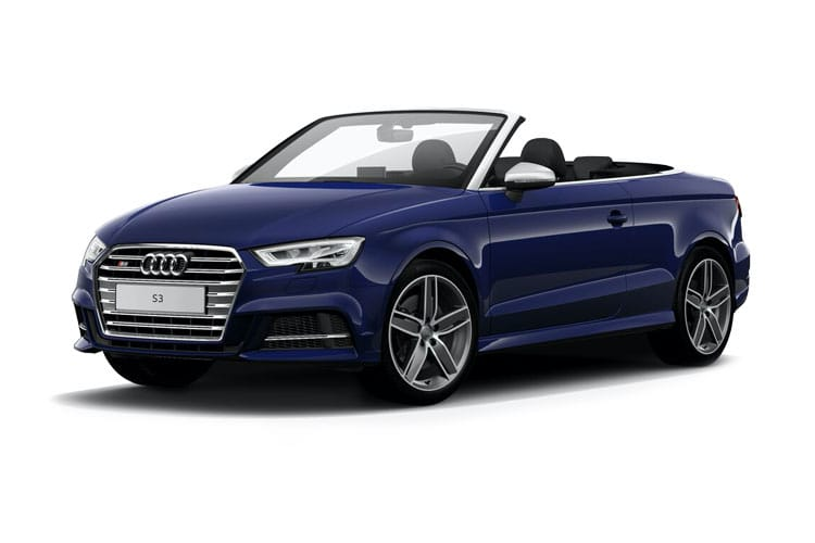 Audi A3 35 Cabriolet 2Dr 1.5 TFSI 150PS Sport 2Dr Manual [Start Stop] [Technology] front view