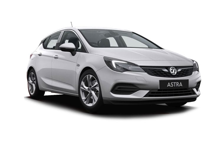Vauxhall Astra Hatch 5Dr 1.4 i Turbo 145PS SRi VX Line Nav 5Dr CVT [Start Stop] front view