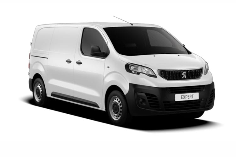 Peugeot Expert Long 1400Kg 2.0 BlueHDi FWD 120PS Asphalt Van Manual [Start Stop] front view