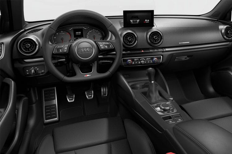 Audi A3 35 Saloon 4Dr 1.5 TFSI CoD 150PS Sport 4Dr S Tronic [Start Stop] [Technology] inside view