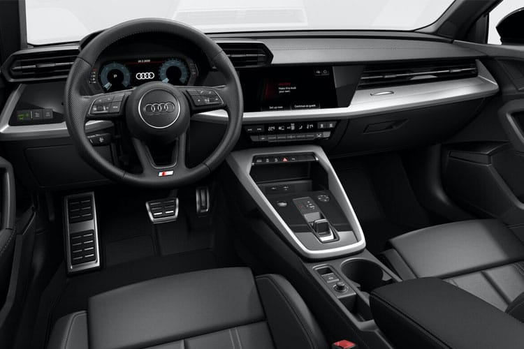 Audi A3 35 Sportback 5Dr 1.5 TFSI CoD 150PS Sport 5Dr S Tronic [Start Stop] [Technology] inside view