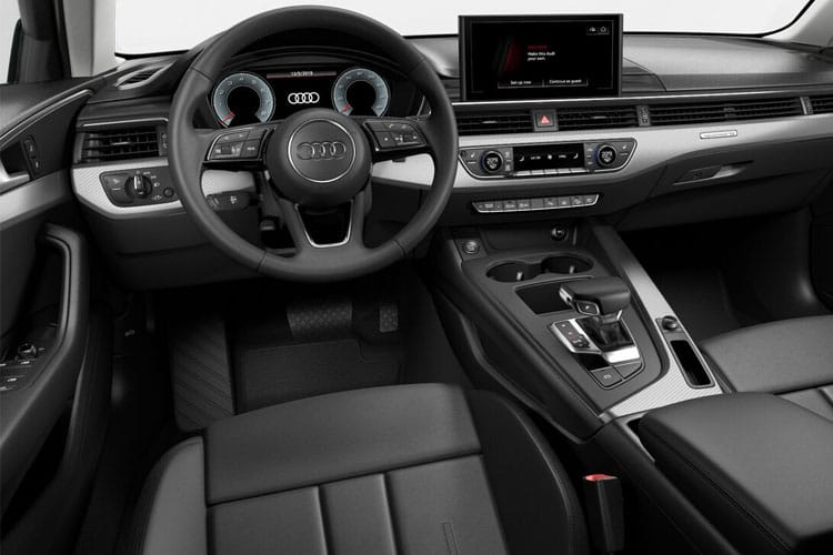 Audi A4 30 Avant 5Dr 2.0 TDI 136PS Technik 5Dr S Tronic [Start Stop] inside view