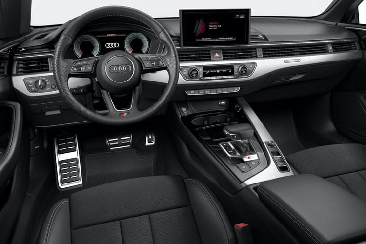 Audi A5 40 Cabriolet 2Dr 2.0 TFSI 190PS Sport 2Dr Manual [Start Stop] inside view