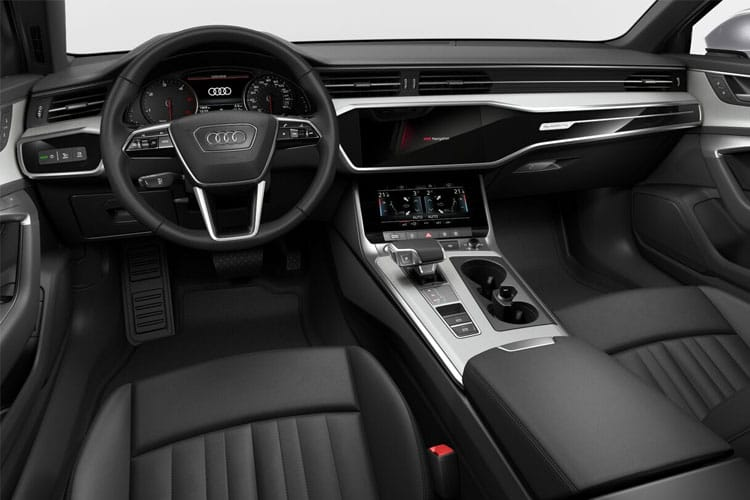 Audi A6 RS6 Avant quattro 4.0 TFSI V8 600PS Carbon Black 5Dr Tiptronic [Start Stop] inside view