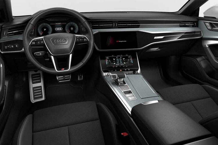 Audi A7 45 Sportback quattro 5Dr 2.0 TFSI 265PS Sport 5Dr S Tronic [Start Stop] [Comfort Sound] inside view
