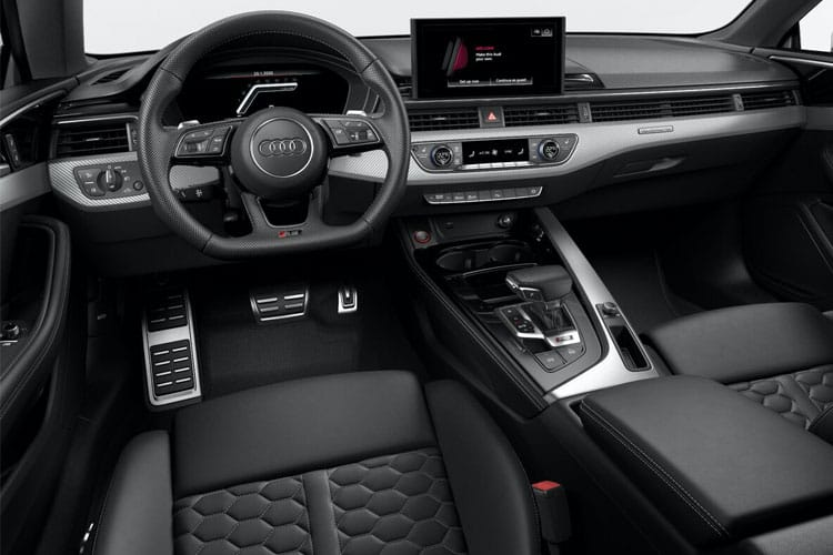 Audi A5 35 Sportback 5Dr 2.0 TDI 163PS Edition 1 5Dr S Tronic [Start Stop] inside view