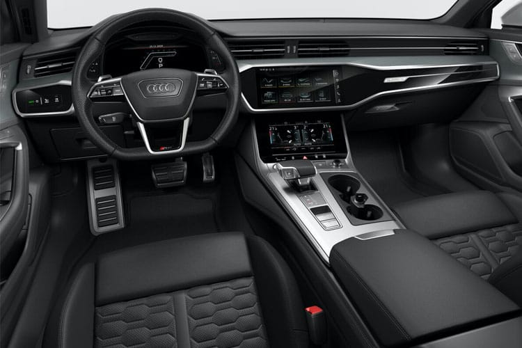 Audi A6 40 Avant 2.0 TFSI 204PS Black Edition 5Dr S Tronic [Start Stop] [Technology] inside view